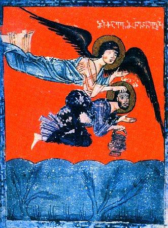 Saint prophète Habaccuc