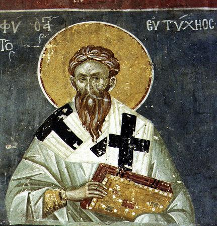 Saint Eutyque, patriarche de Constantinople