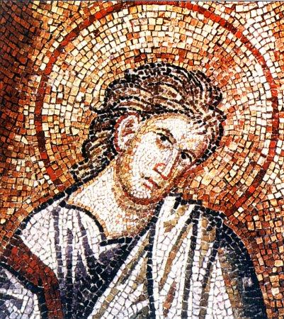 Молитва Иоанна Златоуста.  Захария Серповидец - Житие.