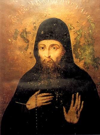 Преподобный Захария, постник Печерский