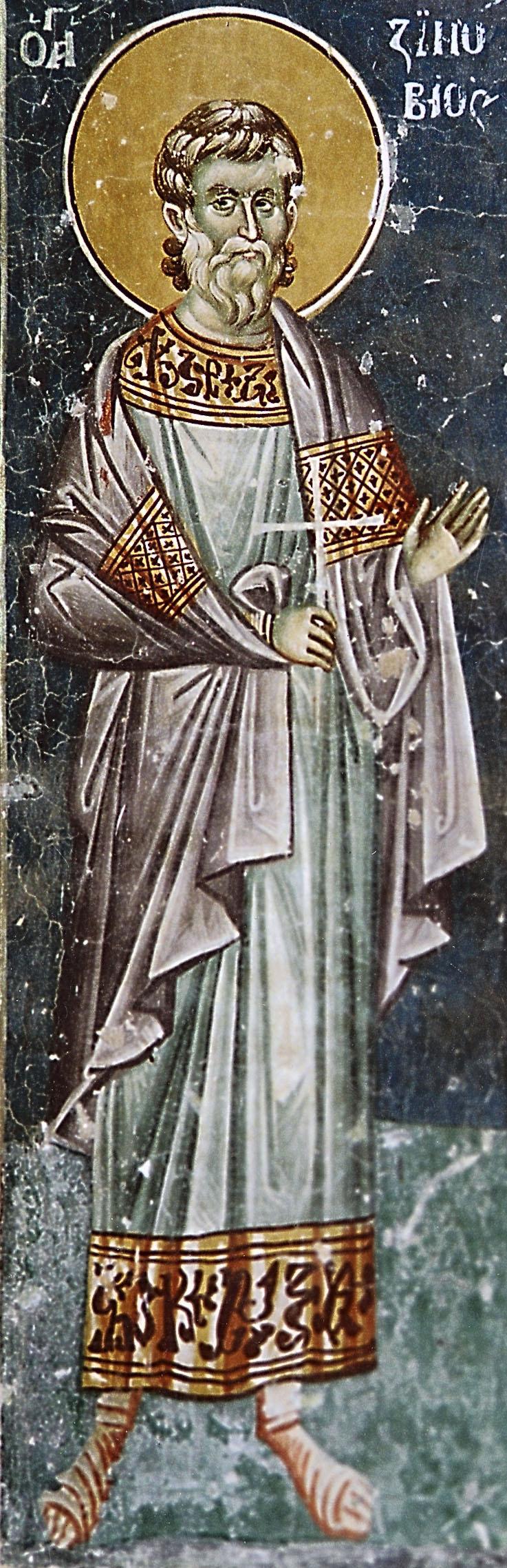 Saint Zénobe