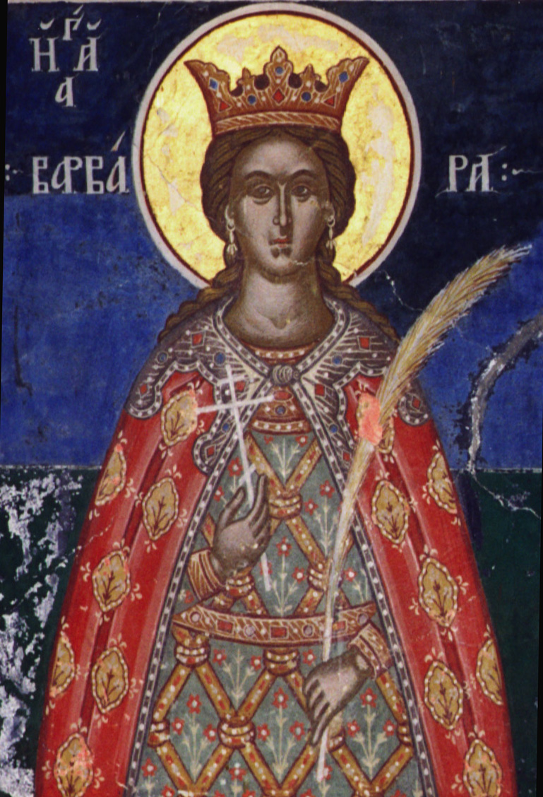 Sainte Barbara - Orthodoxie.com