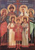 Божественная Литургия Святому Царю Николаю - искупителю соборного греха измены Народа Русского.