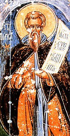 Преподобный Иларион Новый