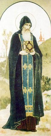 Преподобный Стефан игумен Печёрский