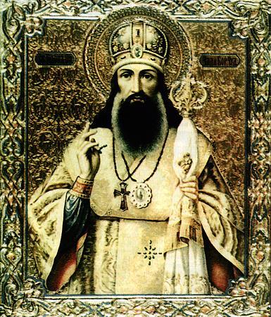 Святитель Тихон епископ Воронежский