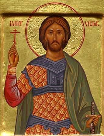 Виктор Никомидийский