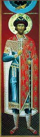 Владимир князь Новгородский