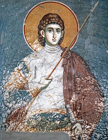 Великомученик Прокопий Кесарийский