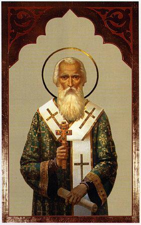 Свт. Серапион Новгородский