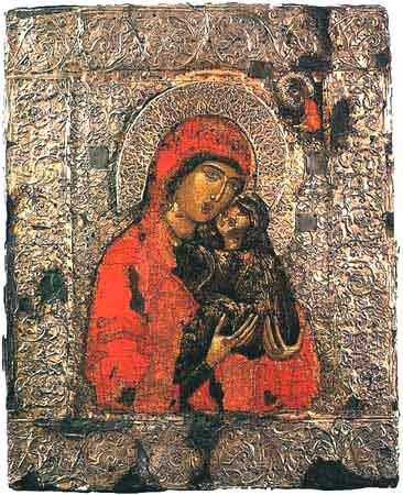 Анна мать Пресвятой Богородицы