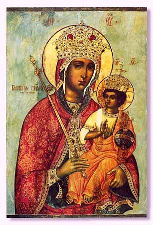 Икона Божией Матери Галатская