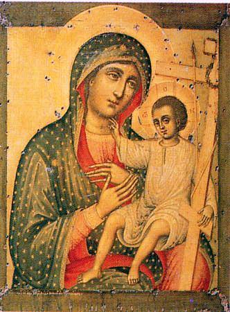 Икона Божией Матери Новоникитская