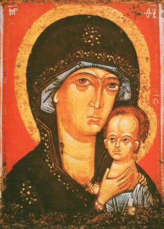 Икона Божией Матери Петровская