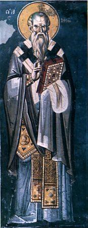 Святитель Климент Охридский, просветитель Словенский