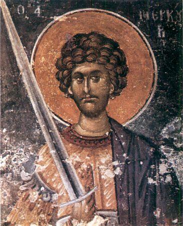 Великомученик Меркурий