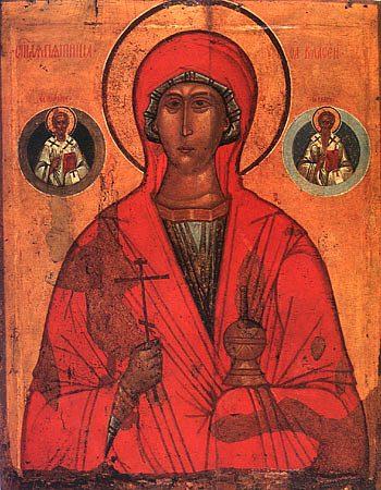 Великомученица Параскева Пятница.