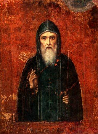 Преподобный Макарий Жабынский