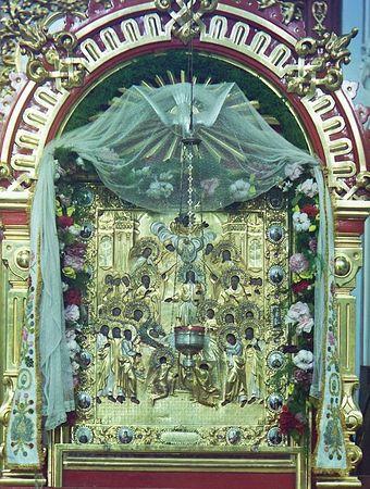 Далматская икона Успения Пресвятой Богородицы