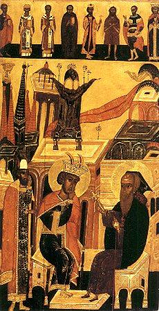 Беседа Варлаама и Иоасафа