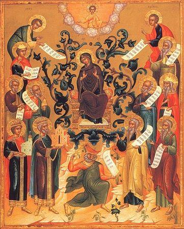 Похвалы Пресвятыя Богородицы