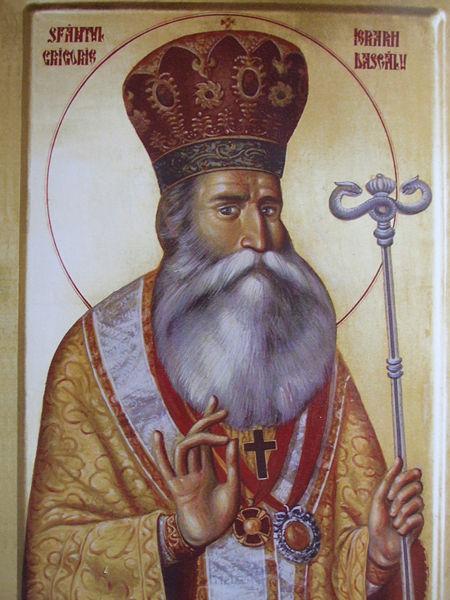 Святитель Григорий , митрополит Валашский
