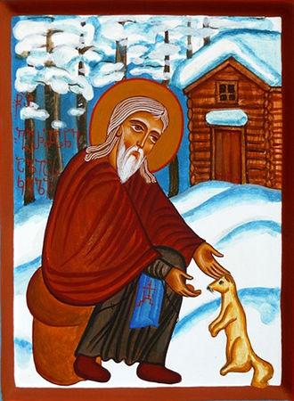Преподобный Герман Аляскинский   2006 г.