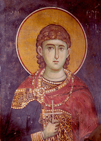 Мученик Сергий Римлянин
