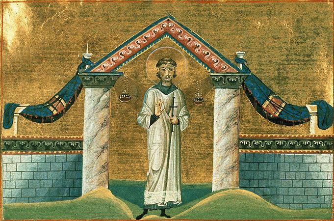 Священномученик Викентий Августопольский