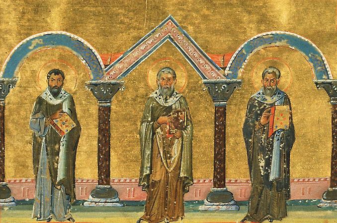 Священномученики Маркелл, Филагрий и Панкратий
