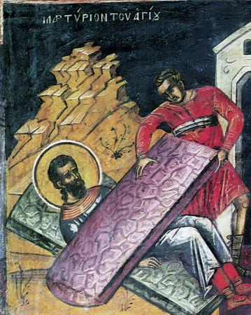 Преподобномученик Конон Иконийский