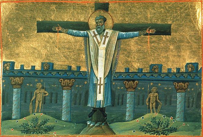 Святой Симеон, апостол от 70-ти