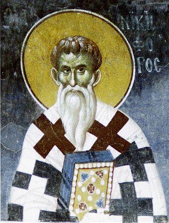 Святитель Никифор, I Патриарх Константинопольский
