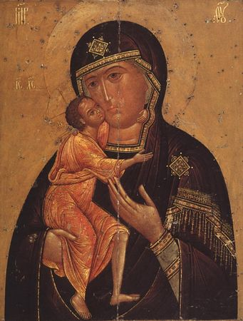 Феодоровская (с избранными святыми)