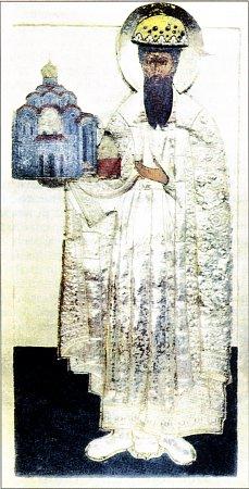 Святой князь Всеволод Новгородский, Псковский