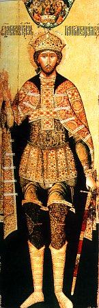 Святой благоверный князь Георгий Всеволодович