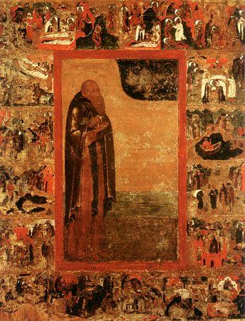 Антоний Сийский в Житии