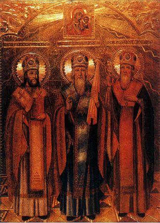 Собор святителей Казанских