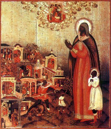Святые мученики Кирик и Иулита