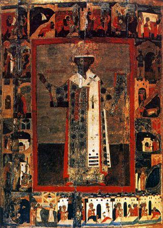 Святитель Климент в Житии