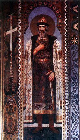 Князь Михаил Тверской