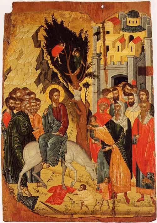 Открытки вытынанки, вход господний в иерусалим картинки