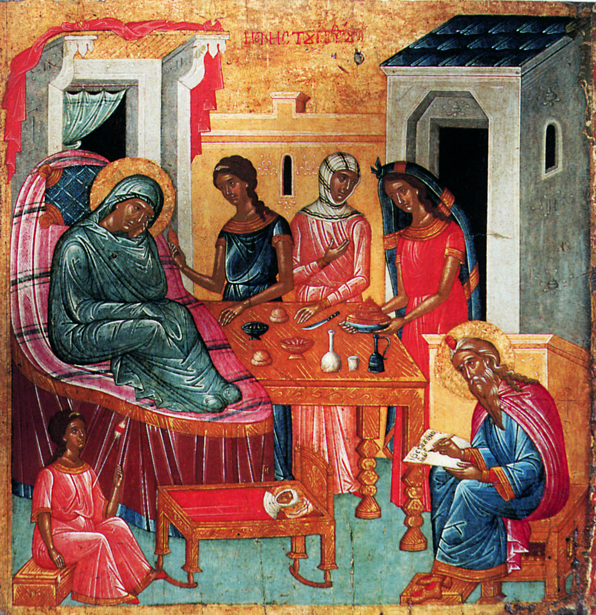Великие праздники православие