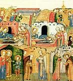 Преставление родителей преподобного Сергия Радонежского