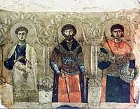 Апостол Филипп святые Феодор и Димитрий