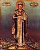 Князь Роман Рязанский.