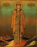 Святой благоверный князь Феодор Ярославич Новгородский