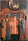 Явление Божией Матери преподобному Сергию Радонежскому