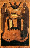 Зосима и Савватий, Иоанн Большой Колпак и Илия Пророк