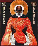Моисей Эфиопский